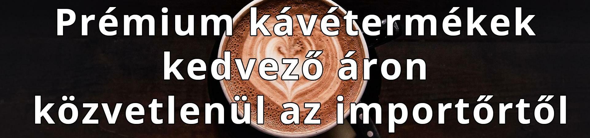 Prémium kávé
