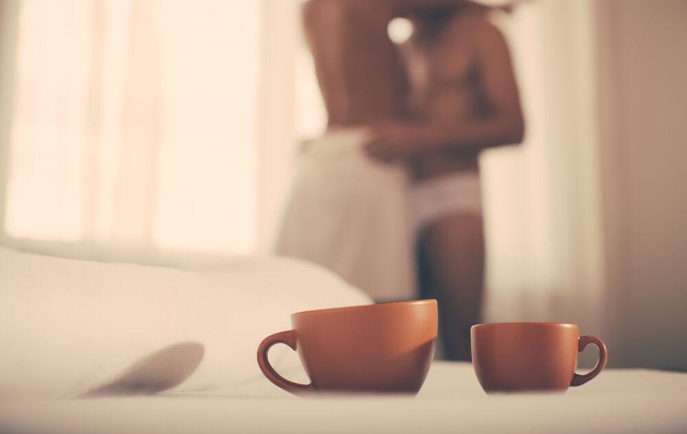 Kávé szex előtt és nem helyett!
