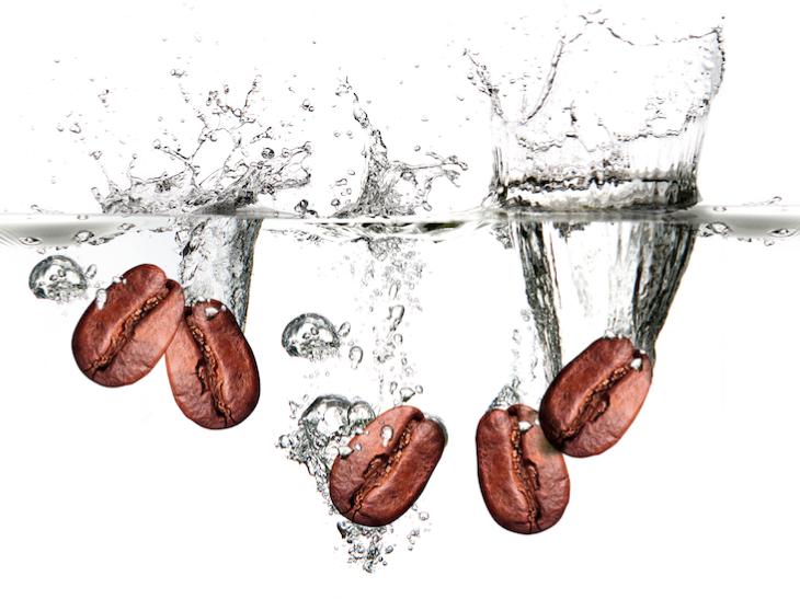 Megfelelő víz a megfelelő kávéhoz