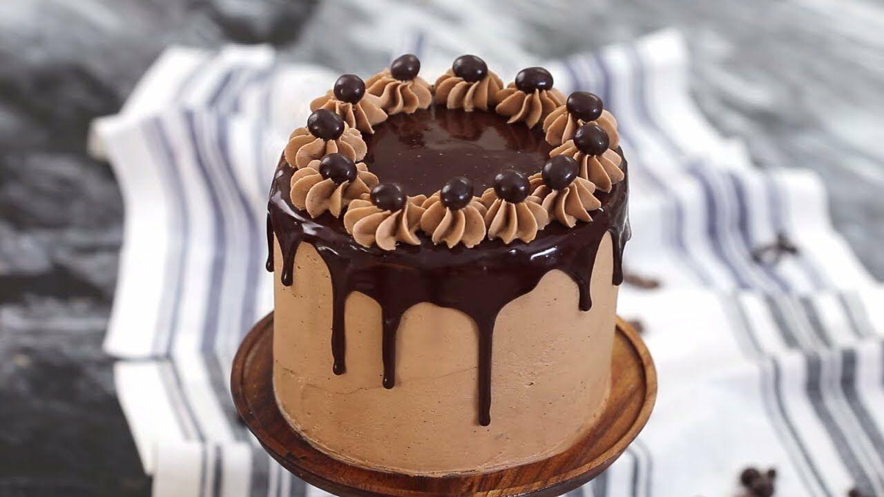 Mokka torta recept