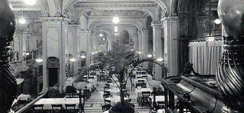 New York kávéház