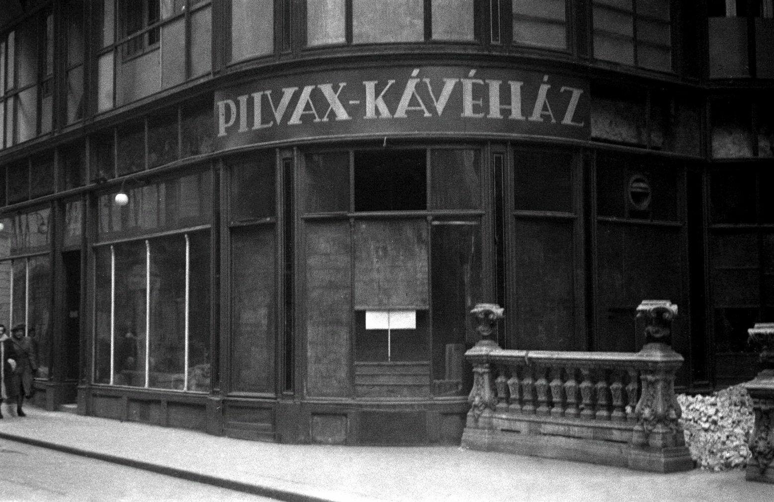 Pilvax kávéház