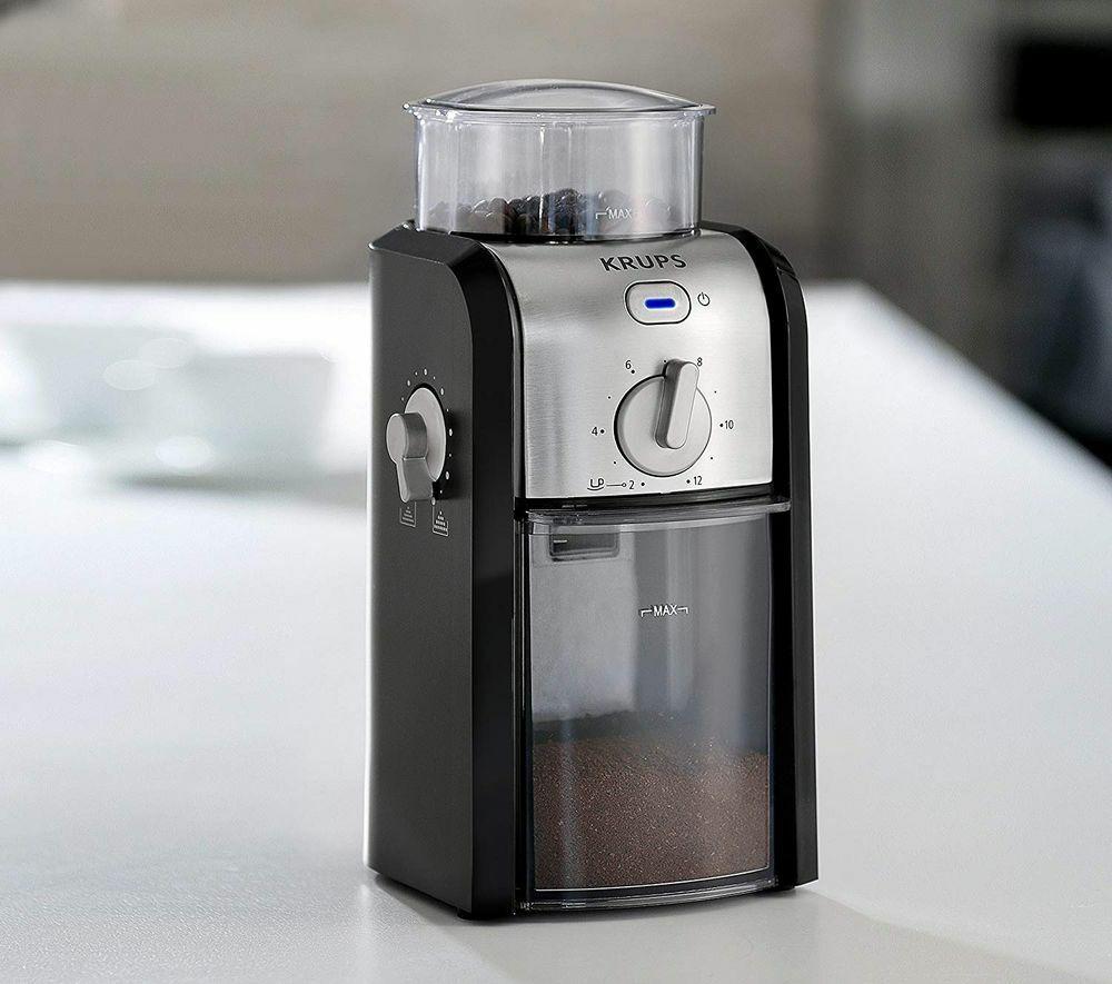 Krups GVX242 Expert Pro Combi kávédaráló