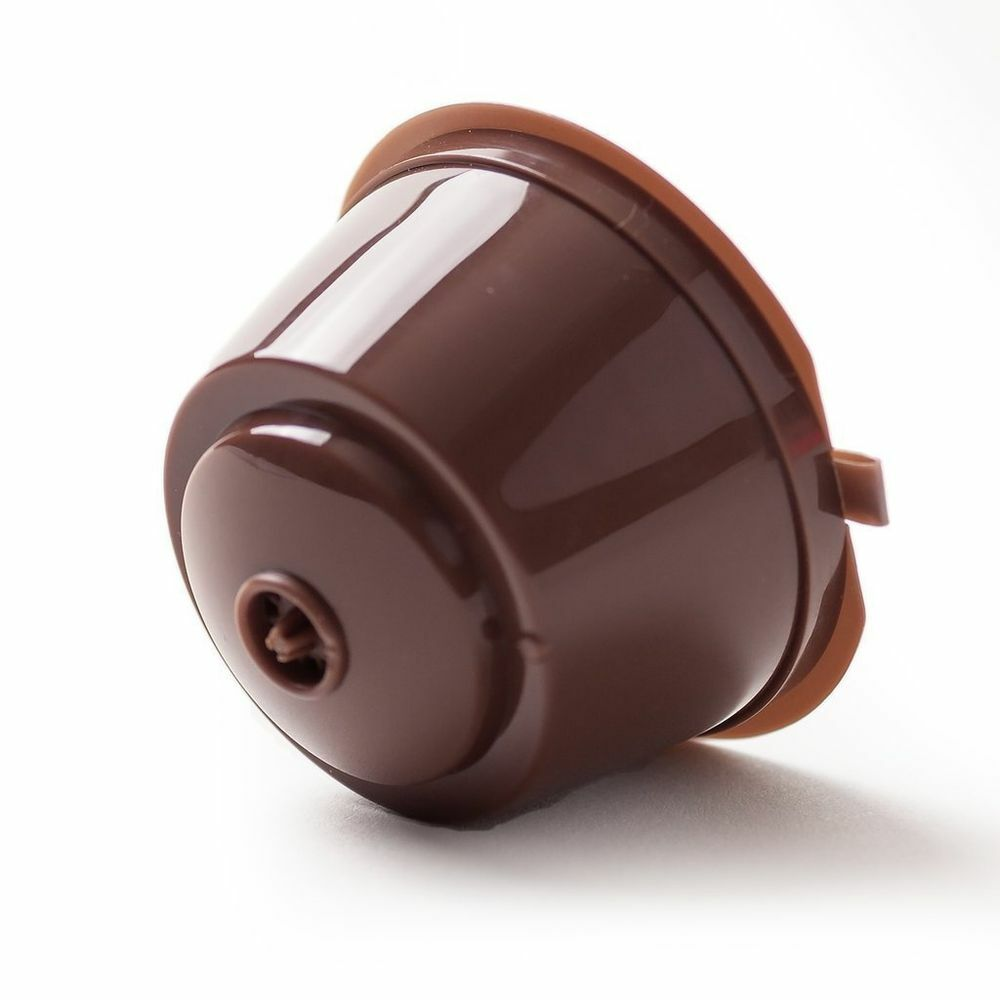 Nescafe Dolce Gusto újratölthető kávékapszula
