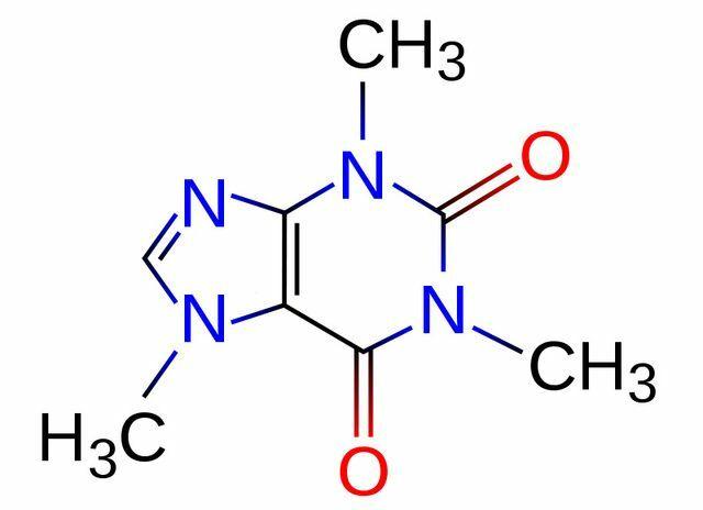 1,3,7-trimetil-xantin