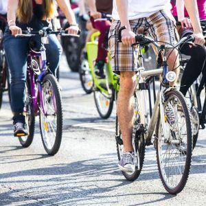 Kerékpározás - Mozgás Éjszakája 2018