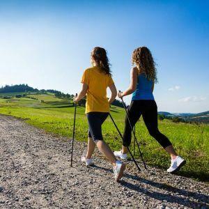 Nordic walking - Mozgás Éjszakája 2018