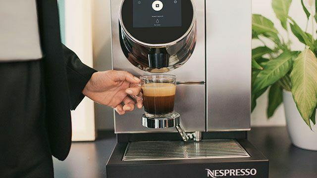 Nespresso kávégép
