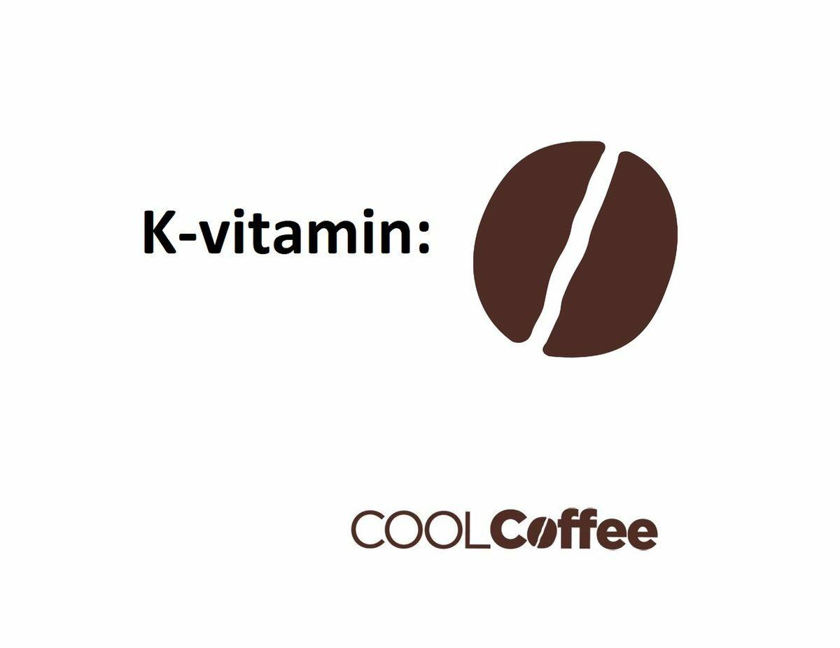 K-vitamin forrás - kávé :-)