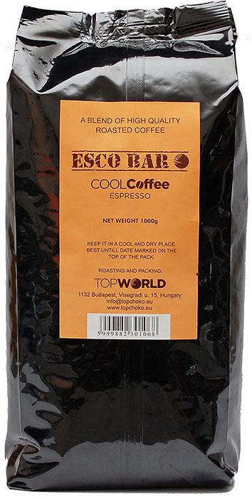COOLCoffee Esco Bar szemes kávé (1kg)