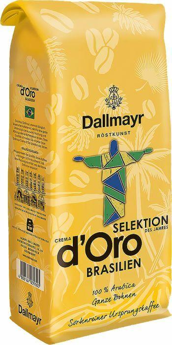Dallmayr Crema d'Oro Selection des Jahres szemes kávé (1kg)