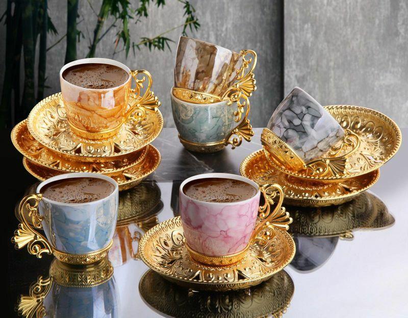 Luxus lesz a kávé