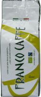 Franco Caffe BIO FAIRTRADE szemes kávé (1kg)
